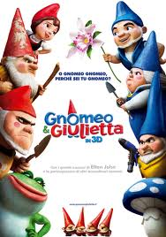 Gnomeo e Giulietta in streaming