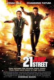 21 Jump Street in streaming