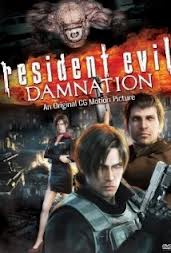 Resident Evil: Damnation in streaming