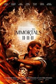 Immortals in streaming