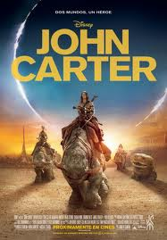 John Carter in streaming