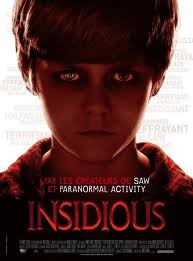 Insidious in streaming