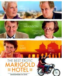 Marigold Hotel in streaming