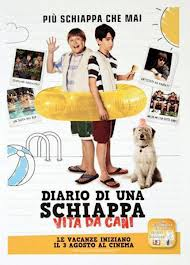 Diario di una schiappa 3– Vita da cani in streaming