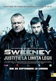 The Sweeney in streaming