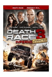 Death Race 3 Inferno in streaming