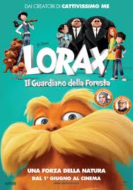 Lorax – Il guardiano della foresta in streaming