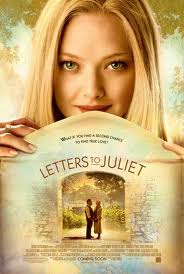 Letters to Juliet in streaming