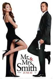 Mr. & Mrs. Smith in streaming