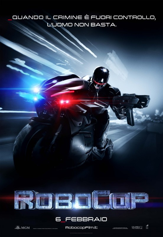 RoboCop in streaming