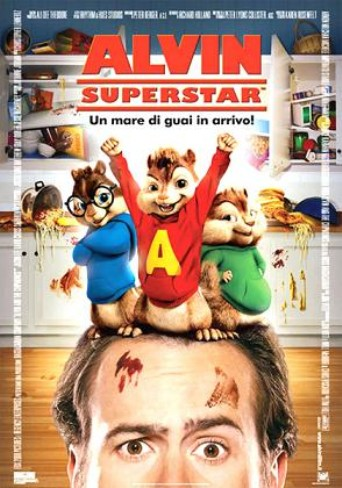 Alvin Superstar in streaming