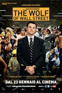 The Wolf Of Wall Street in streaming